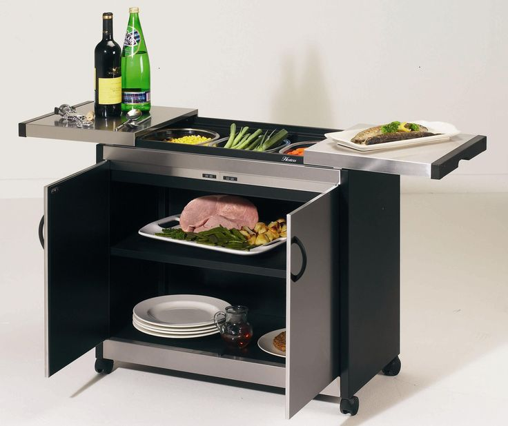 hostess trolleys with stone top - Google Search