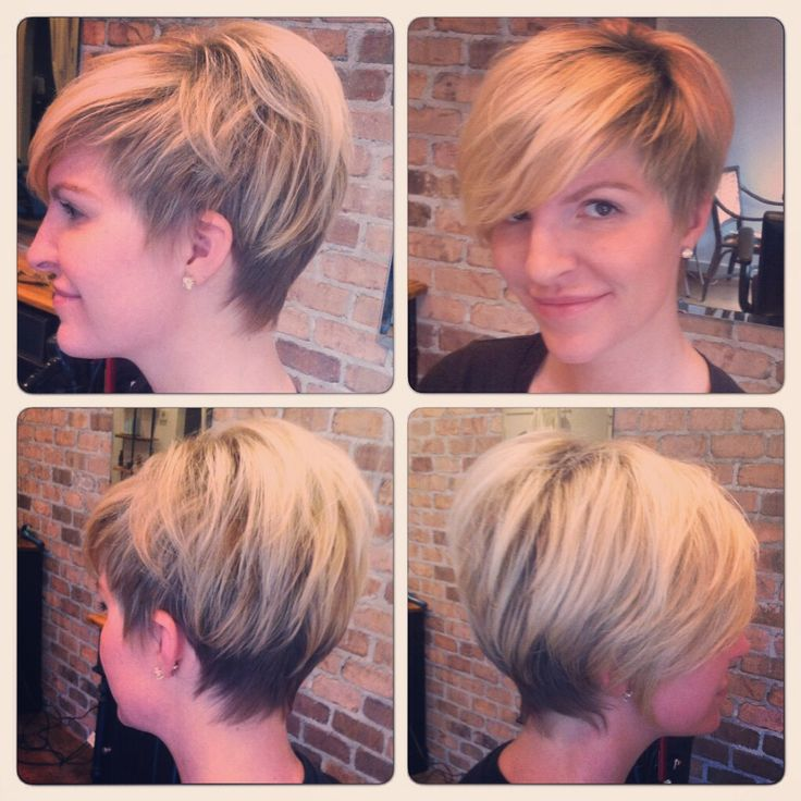 tapered haircut back 12690 best back view assym bobs images on 1120