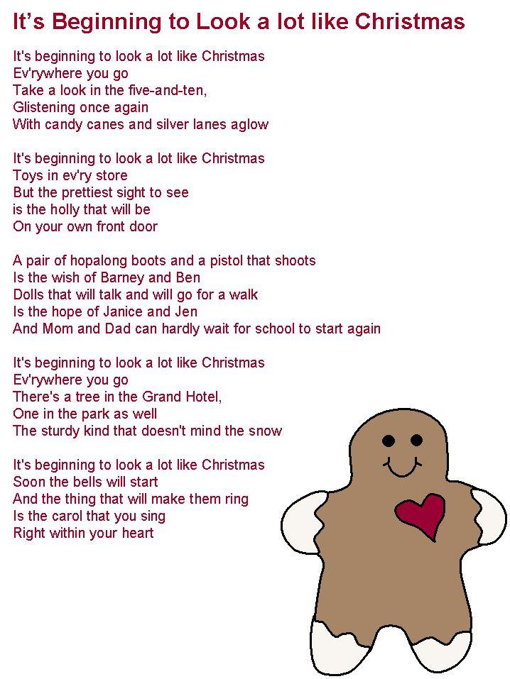 28 best christmas song lyrics images on Pinterest | La la la ...
