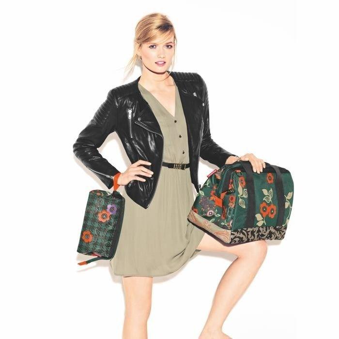 podróżna torba i kosmetyczka