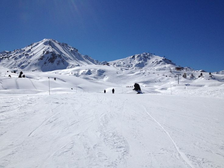 Domaine skiable de La Plagne