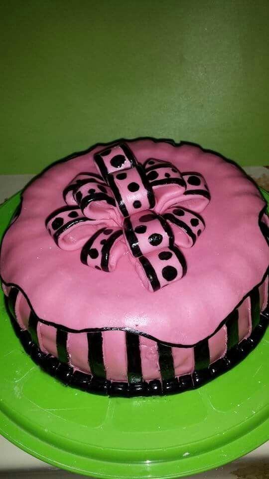 Pink torta