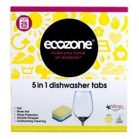 POLECANE przez nasze KLIENTKI - Eko Tabletki do Zmywarek od Ecozone. Dzięki połączeniu technologii 5 w 1 jeden produkt zapewnia nam: dokładne usunięcie brudu, nabłyszczenie, ochronę szkła i stali nierdzewnej przed matowieniem, zabezpieczenie zmywarki przed osadzaniem się kamienia (poprzez zmiękczenie wody), świeży, cytrusowy zapach. Polecamy więc i my :) http://www.naturepolis.pl/pl/kuchnia/111-tabletki-do-zmywarek-5w1-ecozone-5060101530191.html