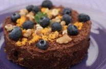 Herlig mørk sjokolade… og en helt rå sjokoladekake!
