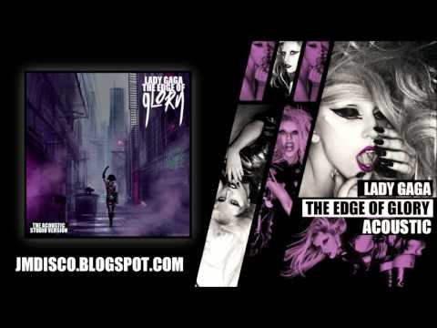 Lady GaGa - The Edge Of Glory (Acoustic Piano Studio Version) (This IS happening)