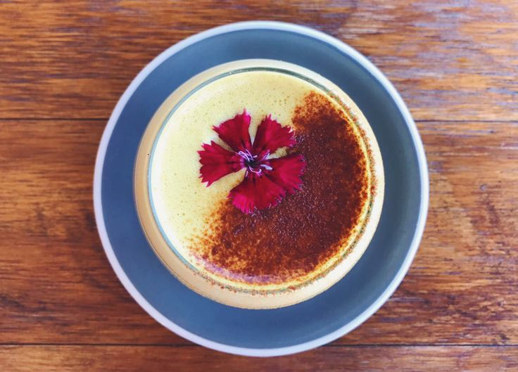 Turmeric Latte // daisymoore.co.nz