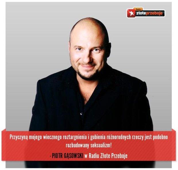 Piotr Gąsowski, aktor