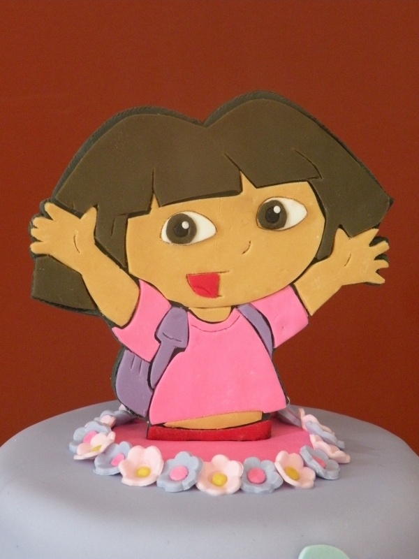 92 best images about Dora the explorer cakes and cupcakes ...
