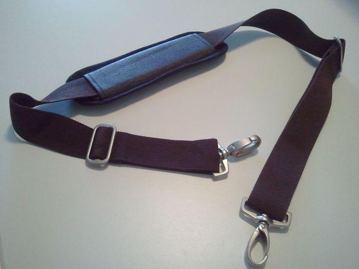 Shoulder Strap Padded Adjustable Removable Clip On To
