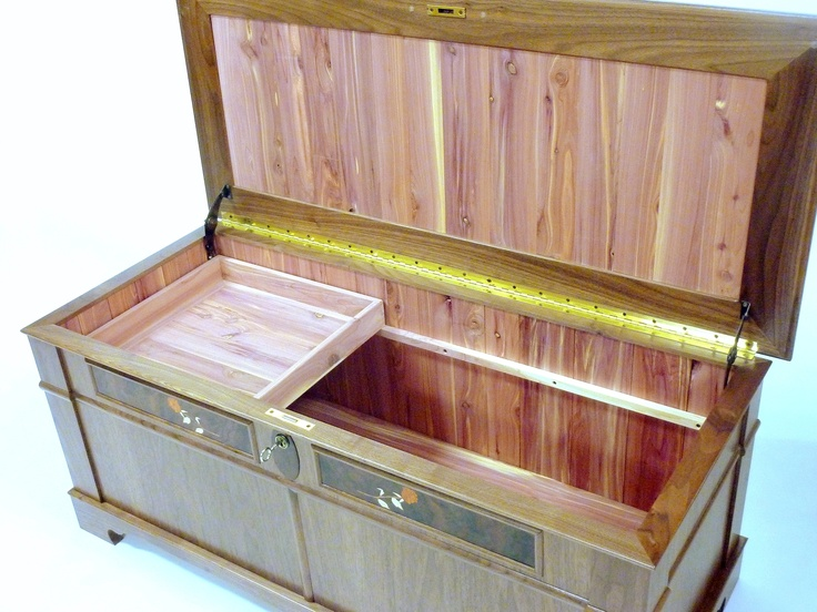 Hope Chest awesome idea