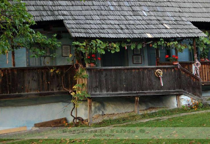 Tamási Áron szülőháza - Farkaslaka - Székelyföld - Erdély
