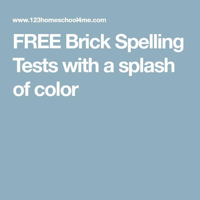 The  Best Spelling Test Ideas On   Spelling Homework