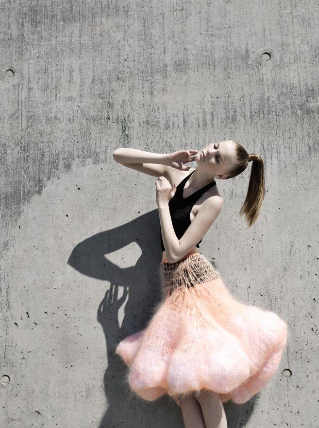 Love this fairytale skirt