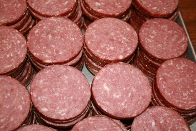 For quite a few years been making summer sausage and while it was good, it wasn't exactly what our taste buds were looking for. A few years ago we fou