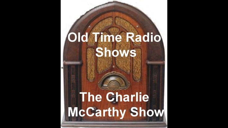 Charlie McCarthy Radio Show Guest Abbott & Costello 5-3-1942 Old Time Ra...
