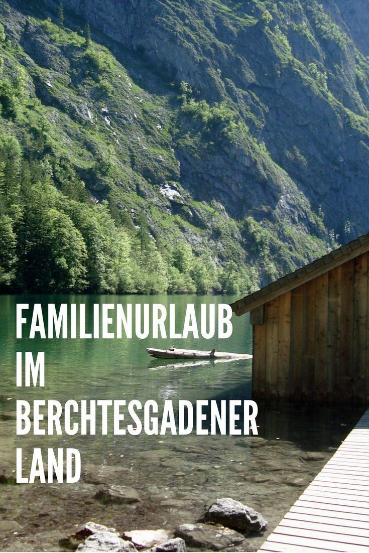 Das Berchtesgadener Land ermöglicht tolle Wandermöglichkeiten für Familien mit Kindern. Viele Wanderwege sind für Kinderwägen geeignet und für anspruchsvollere Wanderstrecken wird einfach auf eine Kraxe zurückgegriffen.