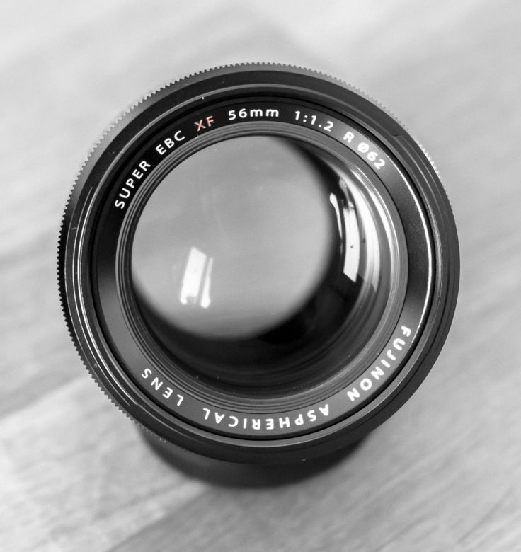 Fujinon 56mm f/1.2 review