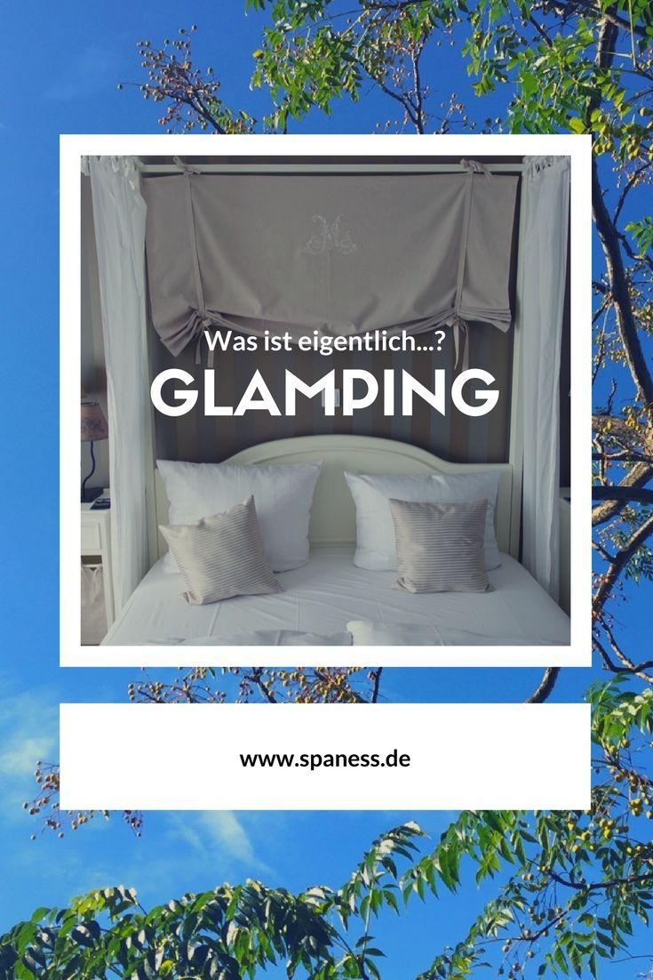 Glamping - Was ist das eigentlich?