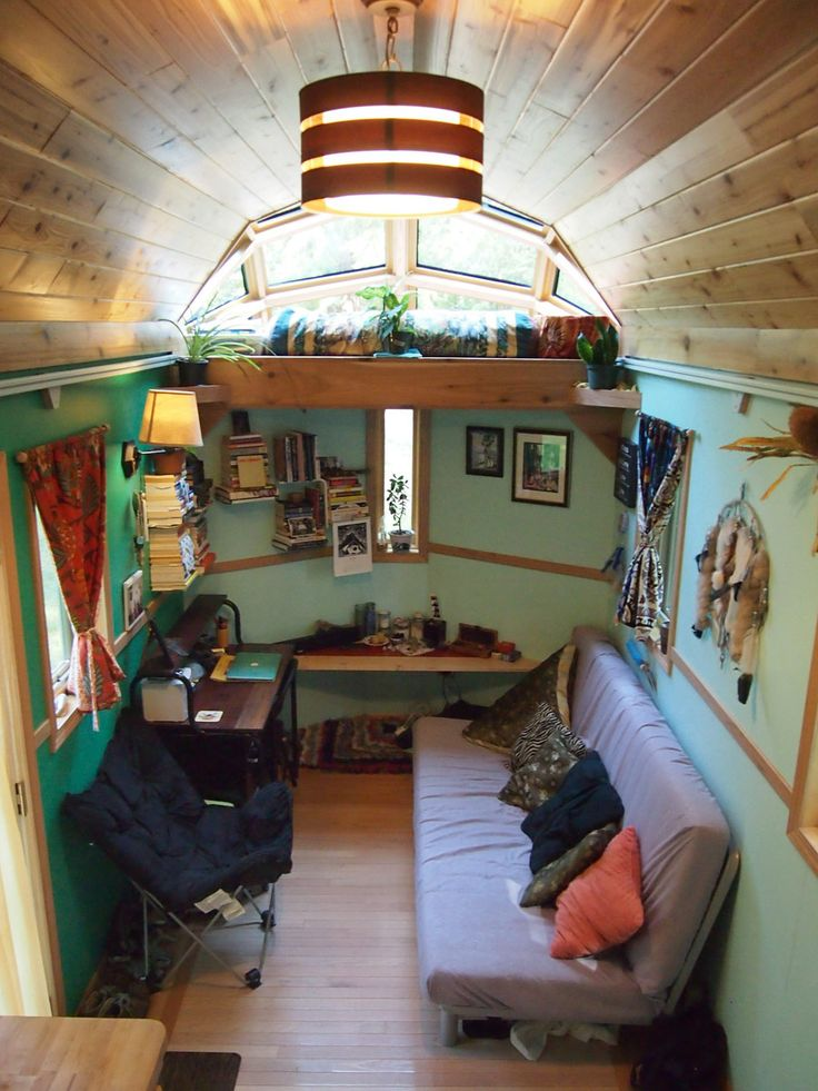 20 Cozy Tiny House Decor Ideas Nautilus Tiny houses and
