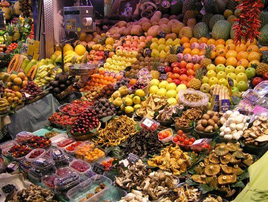 boqueria bester Markt in Barcelona