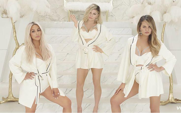 "Fergie Calls on Kim Kardashian, Chrissy Teigen and Ciara for ""M.I.L.F. $"" Music Video #buzzvero #musicvideo"