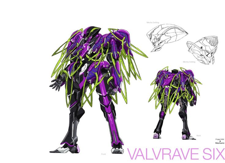 NOT MY OWN WORK. THIS IS OWNED BY VALVRAVE THE LIBERATOR. IM JUST POSTING THESE PICTURES BECAUSE I LIKE THE SHOW AND THEIR CHARACTERS.