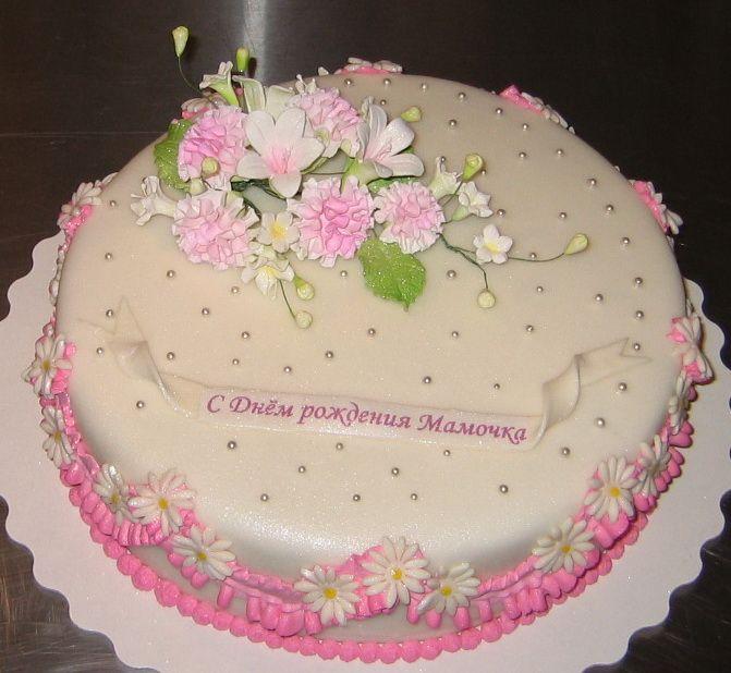 Фото оформление торта для ребенка