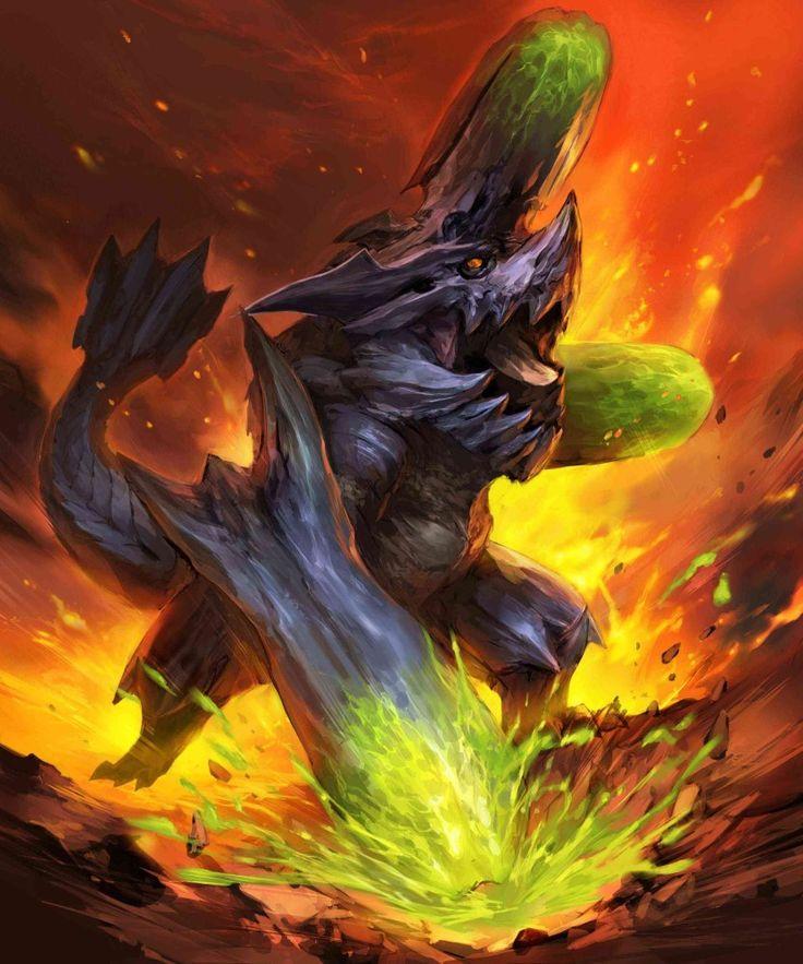 El Brachydios es un destacable Wyvern Bruto, revestidos de una sustancia verdosa explosiva. Se cree que el material es un hongo mucoso único que se detona con la propia saliva del Brachydios. Estas inigualables criaturas también propinan fuertes puñetazos.