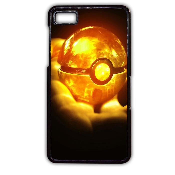 Pokeball Pokemon Phonecase Cover Case For Blackberry Q10 Blackberry Z10