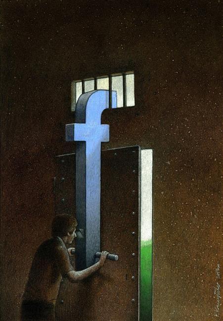 30 Ilustrações que satirizam nossa dependência de tecnologia