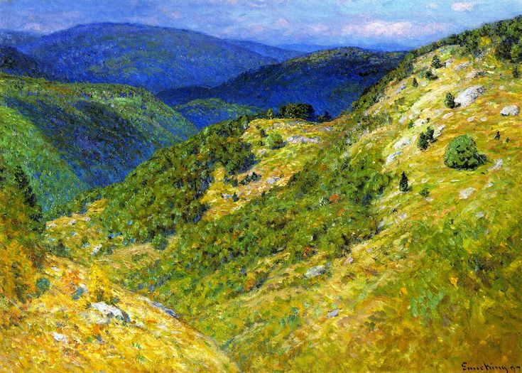 82 Best Enneking Images On Pinterest Oil On Canvas Oil