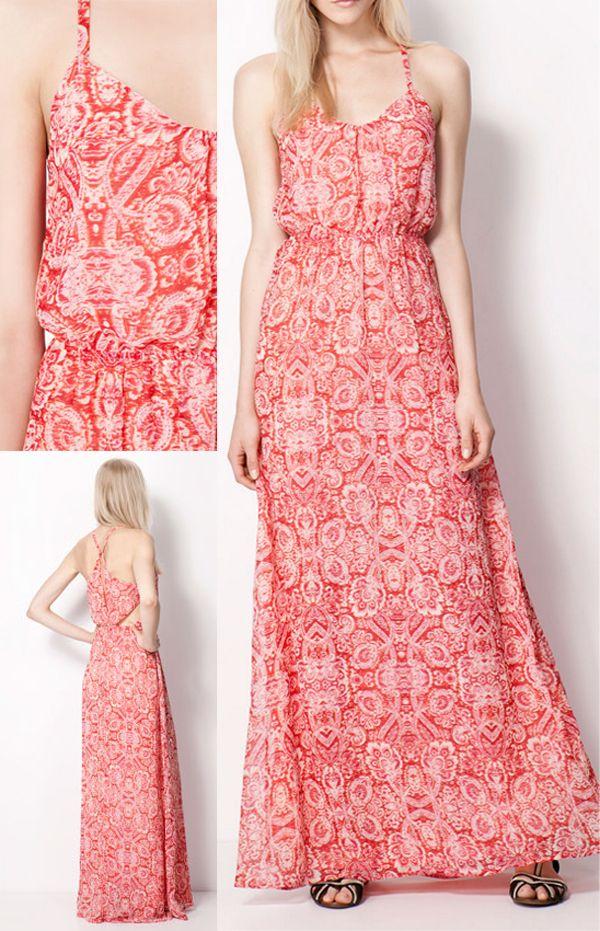 vestidos de verano largos - Buscar con Google