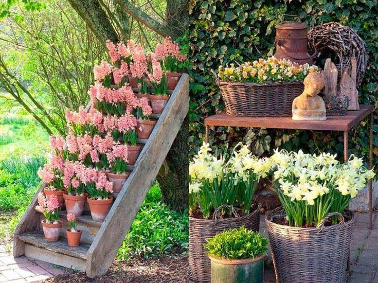 Oltre 25 fantastiche idee su giardino shabby chic su pinterest for Idee giardino shabby