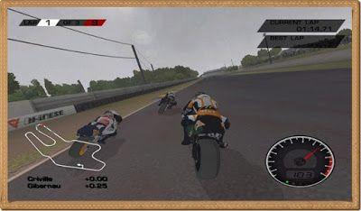 MotoGP 1 Game PC Gameplay
