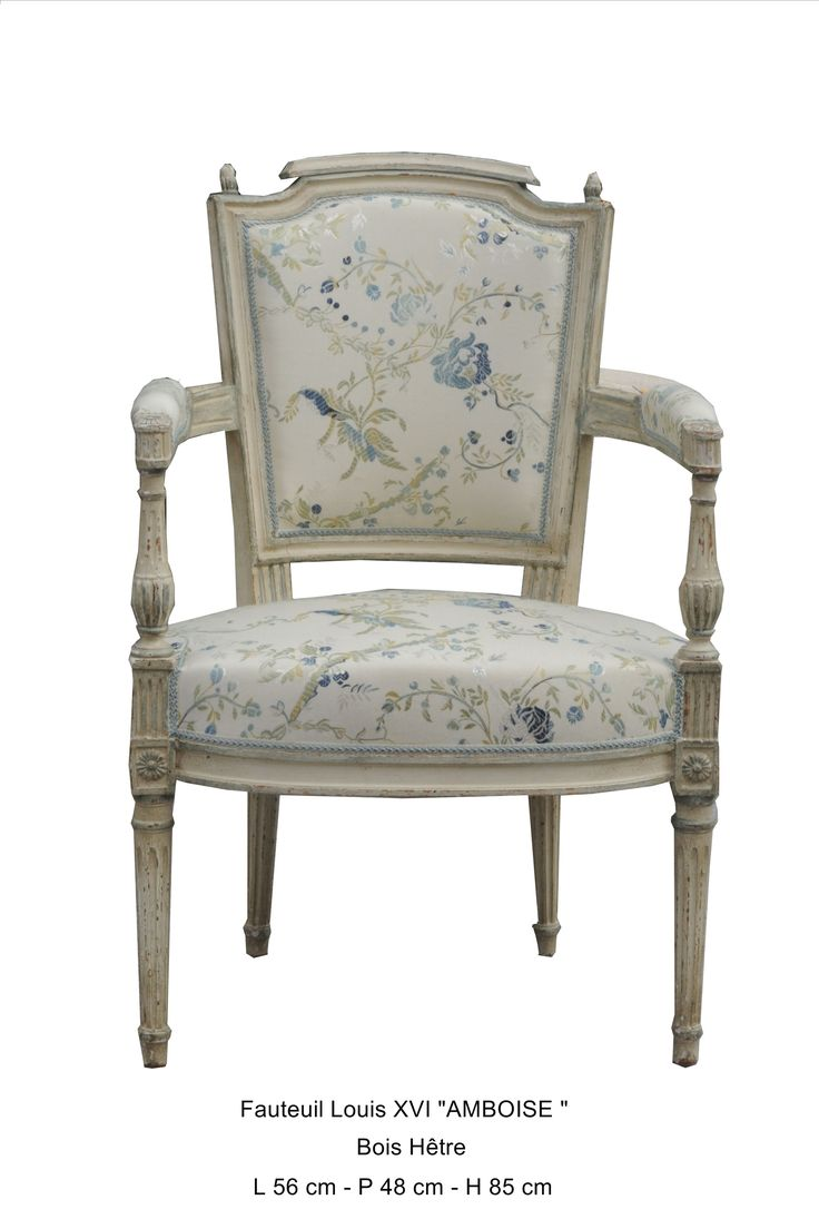 Best Fauteuil Louis XV Louis XVI Images On Pinterest Louis Xvi - Fauteuil louis xvi