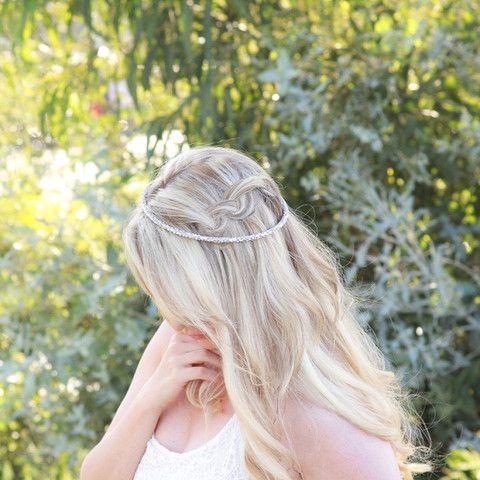 Harmonia Stefana | Greek Wedding Crown