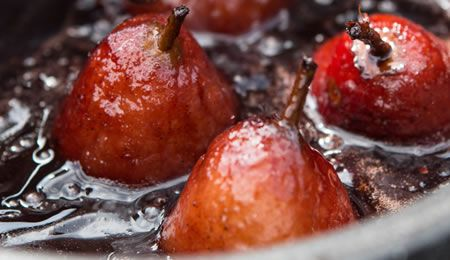 Poached Pears #UltimateBraaiMaster #Picknpay