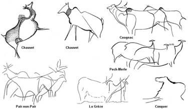 Prehistoric Cave Painting Images