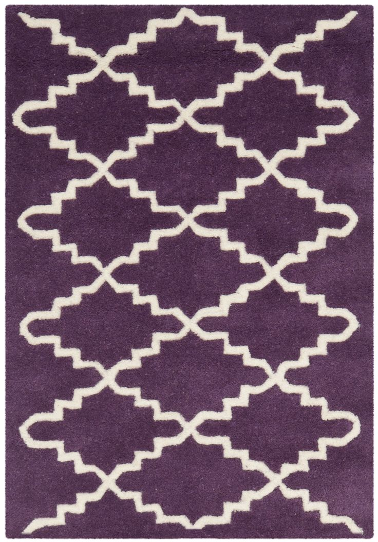 Purple Rugs With Geometric Patterns Bedroom Ideas Rug