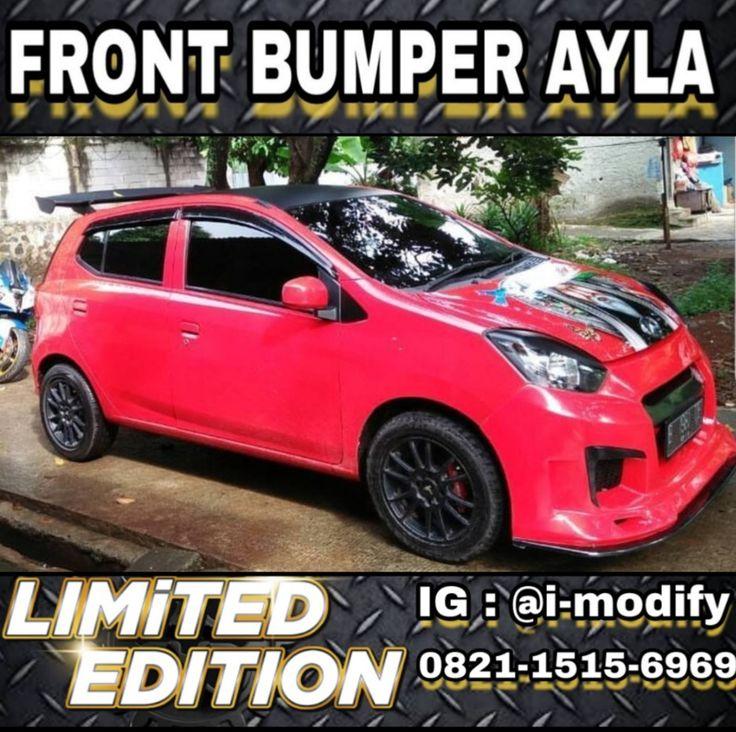 FRONT BUMPER AYLA