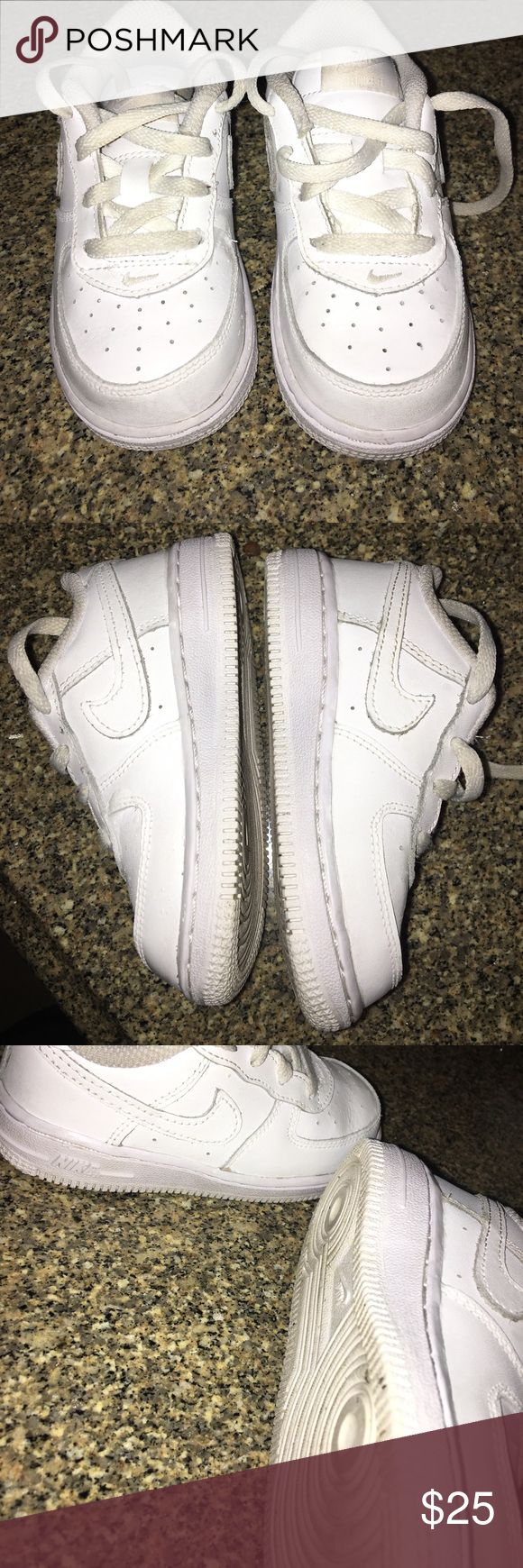 Nike Air Force 1's Toddler size 8 great condition Nike Shoes Sneakers