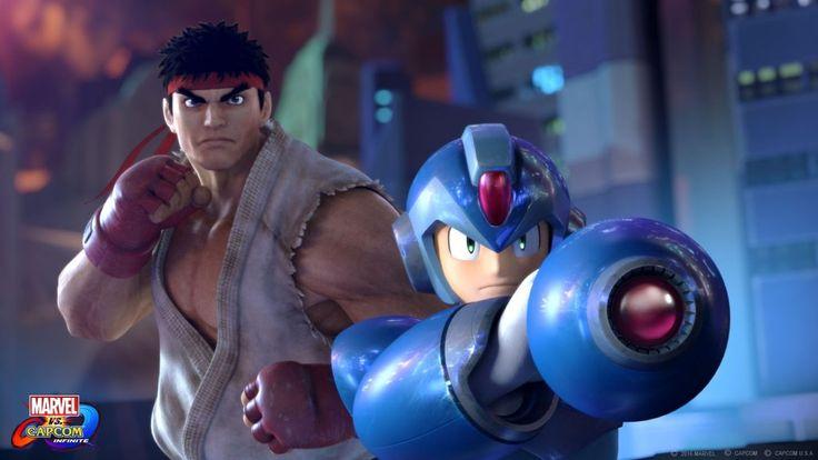 Capcom & Marvel tras las Gemas del Infinito #Gamers