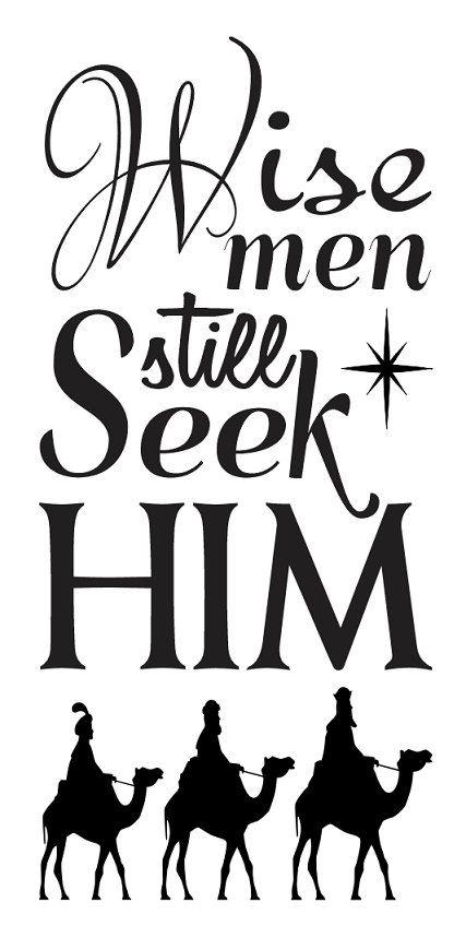 Primitieve Christmas/Holiday STENCIL wijzen hem door OaklandStencil