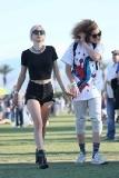 Blake Anderson and Rachel Finley Day 2 Coachella 2012