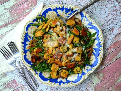 Zero Carb Gnocchi! Perfect pasta for low carb and keto diets!