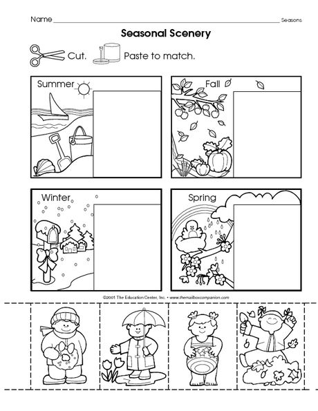 seasons worksheets for kindergarten free free four seasons worksheets for kindergarten 168 esl. Black Bedroom Furniture Sets. Home Design Ideas
