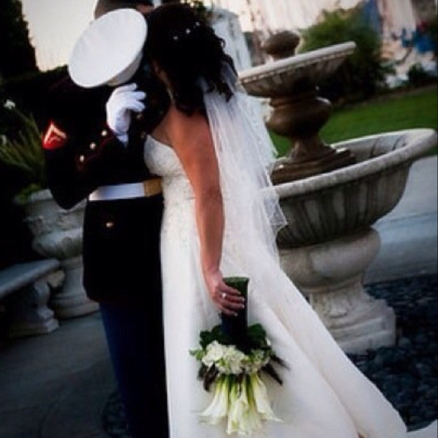 Marine Wedding Pose ... Wedding Ideas For Brides, Grooms, Parents U0026 Planners