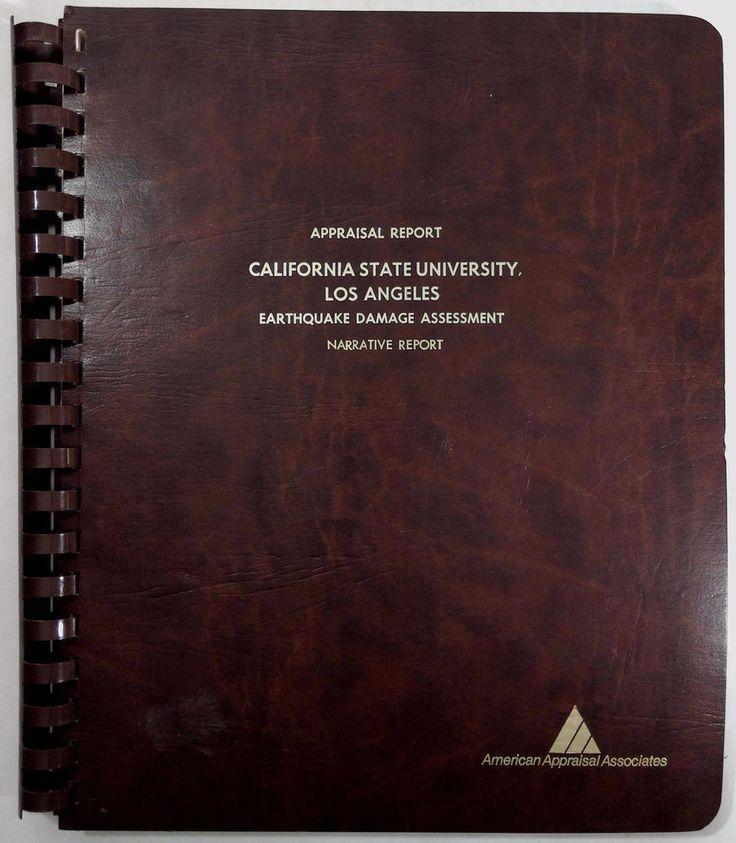 California Quake Map Usgs%0A Whittier Narrows EARTHQUAKE California State University Los Angeles Asbestos