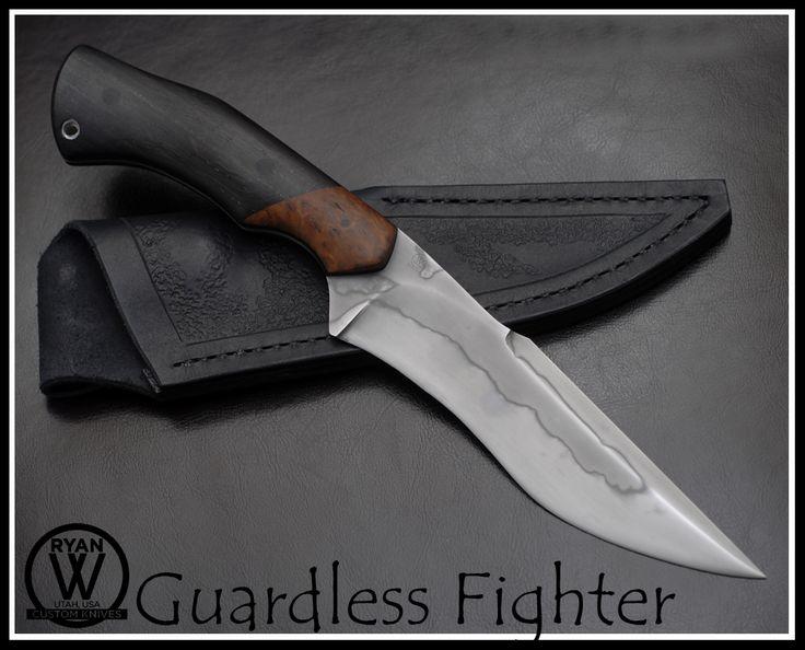 Hand Made Knife - stunning.
