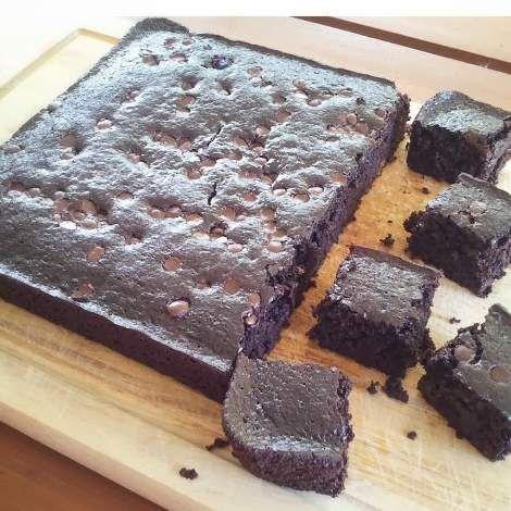 PALEO FRIENDLY CHOCOLATE BROWNIES - THERMOMIX RECIPE